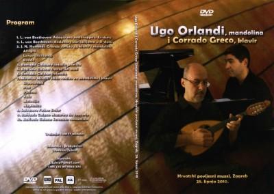 Orlandi e Greco (DVD)